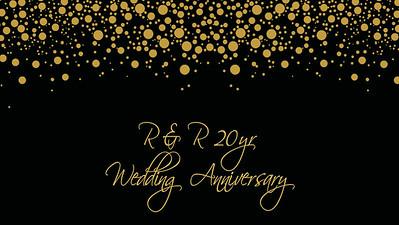 10.04 R & R 20yr Wedding Anniversary
