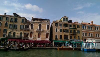 Venice to Pisa 2015 September 27