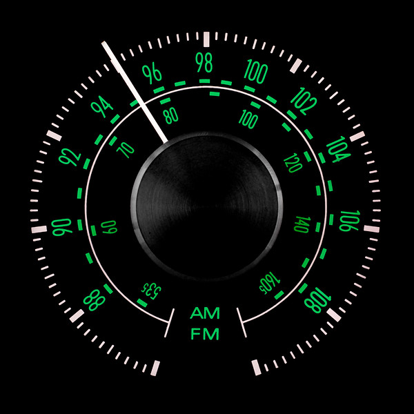 Vintage Radio Dial 5
