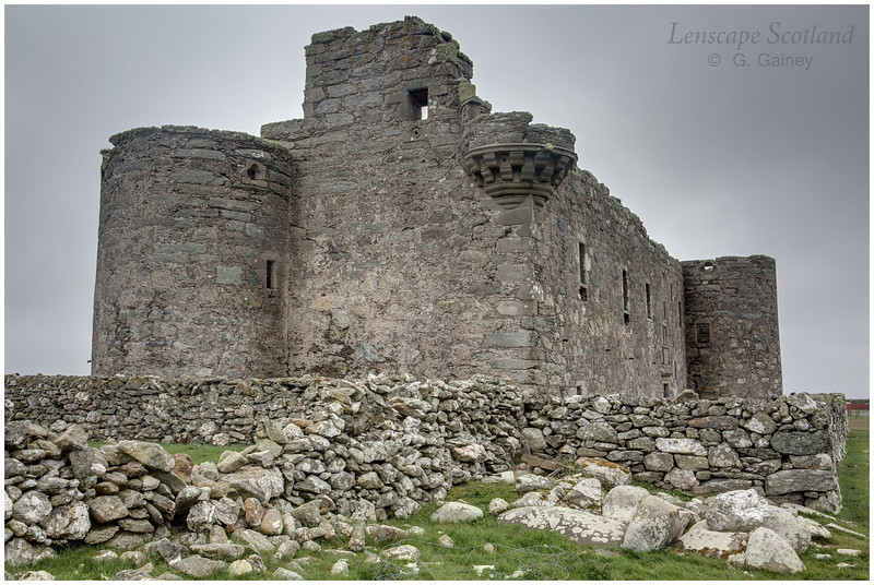 Muness Castle, Isle of Unst, Shetland (1)
