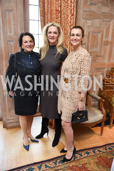 Grace Bender, Christine, Amra Fazlic, Women's Day Reception with Ambassador to France-2707.JPG