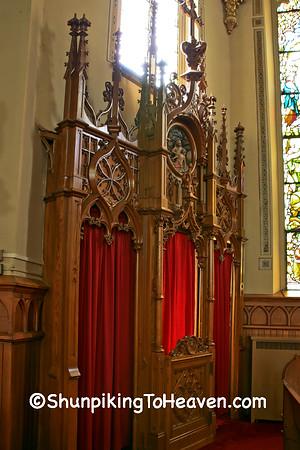 Church Confessionals