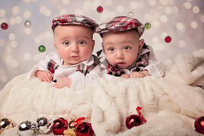 Verdina Boys Christmas 2013
