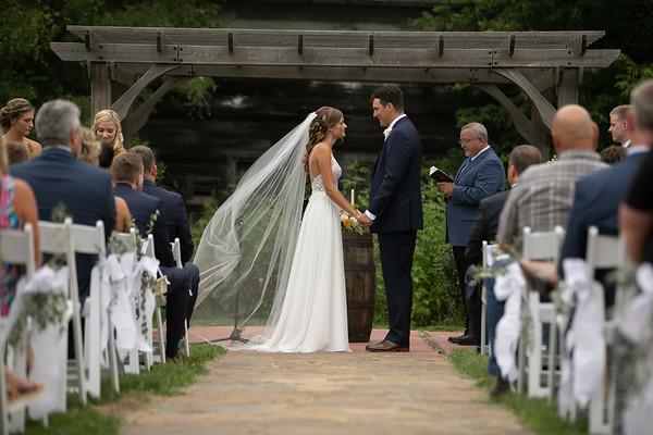 Emma and Ross Wedding