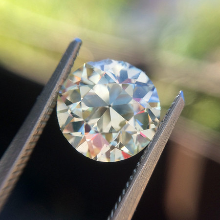 2.05ct Transitional Cut Diamond