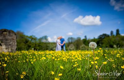 Liz and Darren's Pre Wedding Shoot
