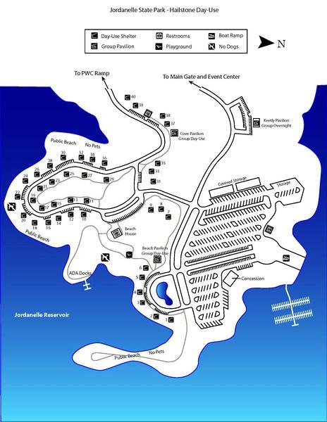 Jordanelle State Park (Hailstone Day Use Area)