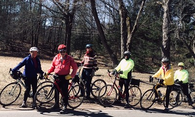 April 3 Wednesday Ride