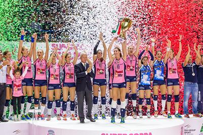 Supercoppa Italiana Femminile 2015