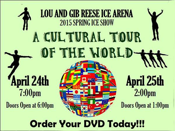 2015 Lou Gib Culture Around The World