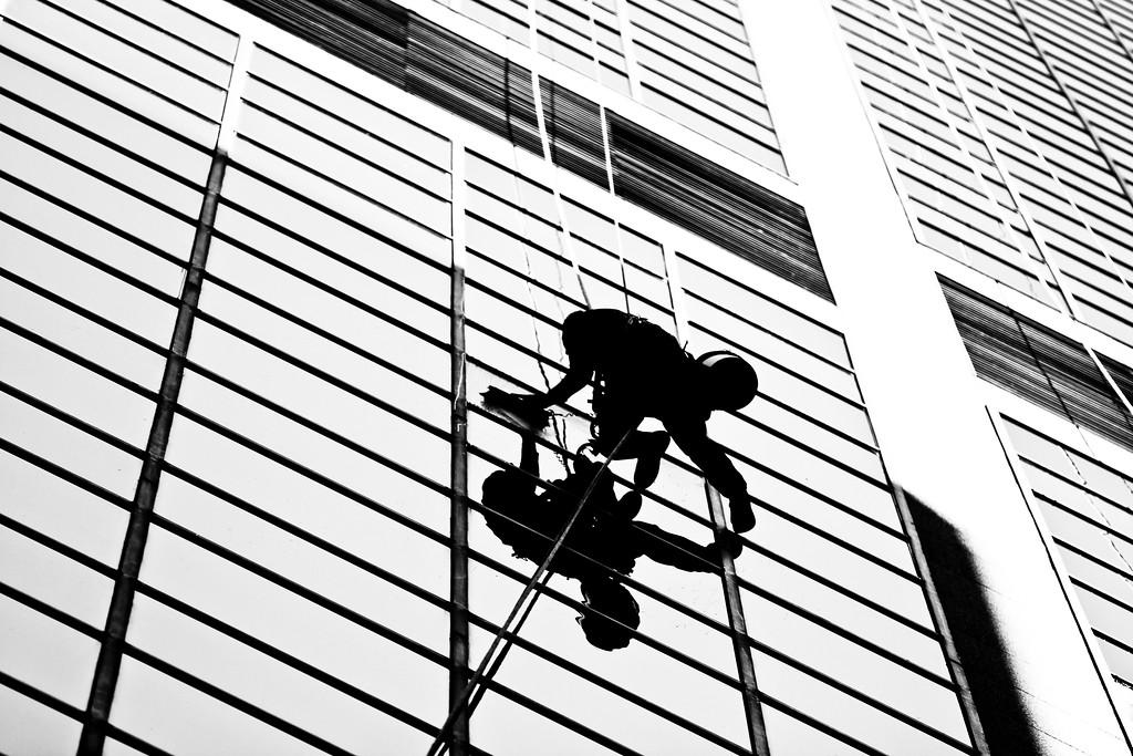 12/16/11<br /> <br /> window washer, 20+ stories