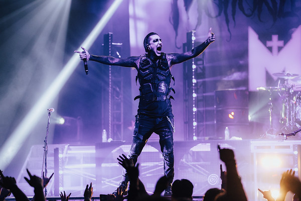 Motionless In White - Diseased & Disguised Tour