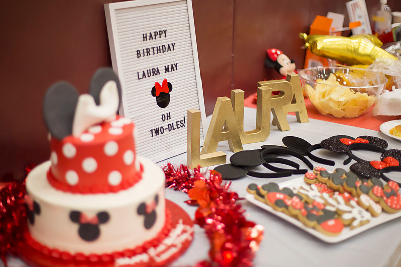 Laura May's 2nd Birthday