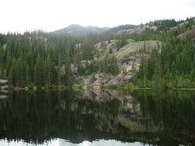 Destination-Rocky Mountain National Park-Bear Lake, Colorado