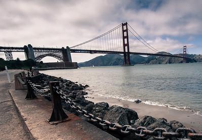 SF:  The city and Napa