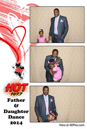 Hot 107.7 Father Daughter Dance