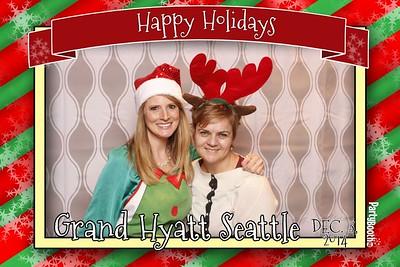 December 3, 2014 - Grand Hyatt Seattle Open House