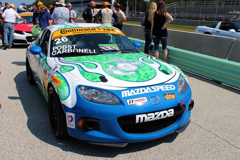 ST Freedom Autosport Mazda MX-5