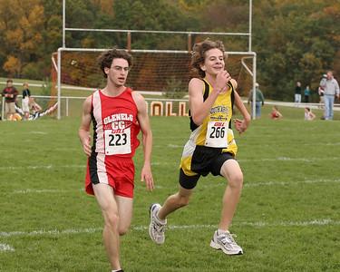 2007, Nov 1, Regional Championship (Glenelg Boys Runner Up)