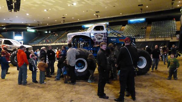 2014 - 02 - Monster Trucks