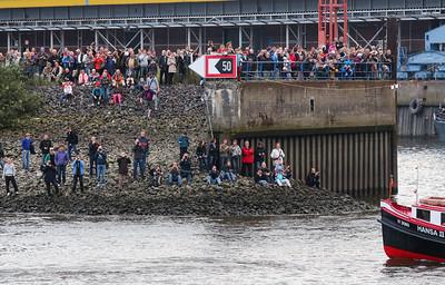2012 07 15 Cunard Day in Hamburg