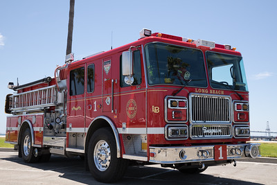 Long Beach Fire Department, New Seagrave Engine
