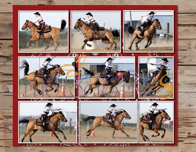 2011 Broken Spoke Cowboy Mounted Shooting Events