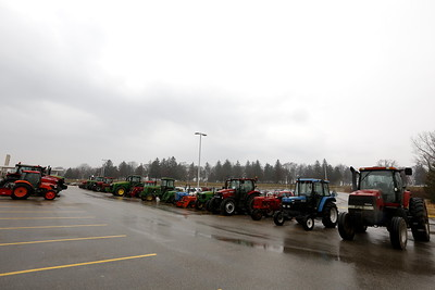 3/29/2018 - Fremont FFA 14th Annual Drive Your Tractor to School Day