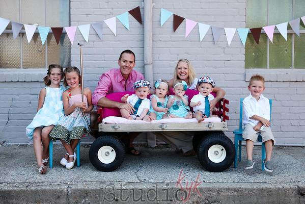 Lesnau Family 2013