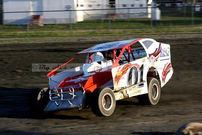 Canaan Dirt Speedway 08/22/12