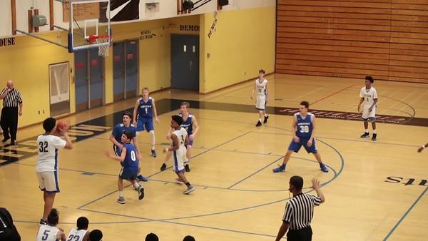 Grant Basketball 2-15-18