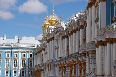 St. Petersburg, Day One