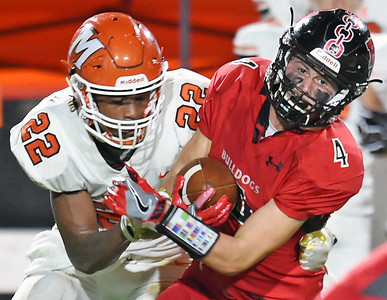 Mauldin At Boiling Springs September 28