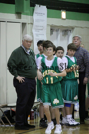 BSS Boys VS St Peters (Pack The Gym Night) 2009