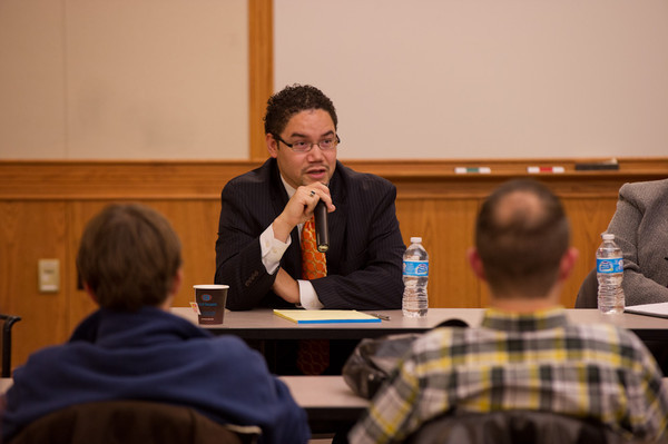 10/15/12 Higher Education and Student Affairs Administration Panel Discussion