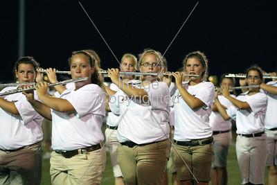 9.2.2011 Munford High School Band