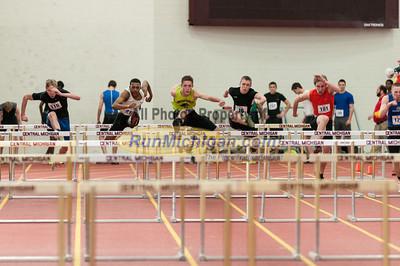 Boy's Hurdles - 2013 MITS State Meet