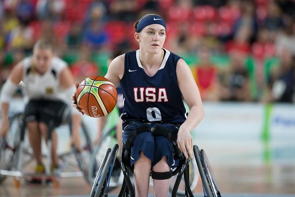 9-16-2016 Women's USA vs. Germany - Gold