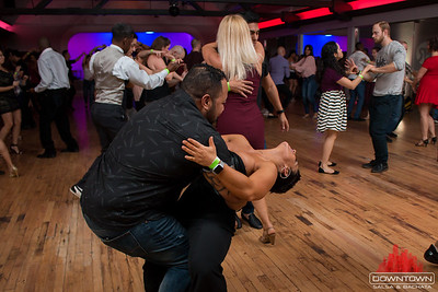 Downtown Salsa Social Jan 2017