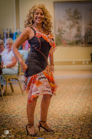 VL West Womens Club Fashion Show 2013