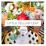 Little Yellow Leaf | Paper Goods