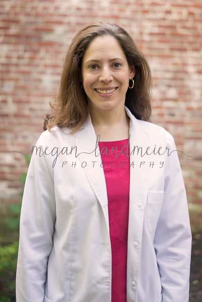 Paula - White Coat/Professional Session