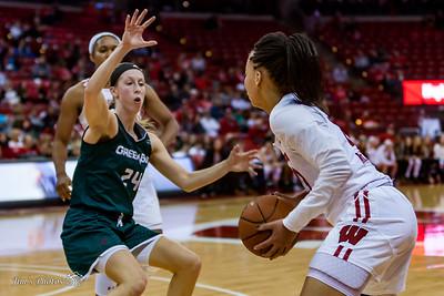 UW Sports - Women's Basketball - Nov 15, 2017