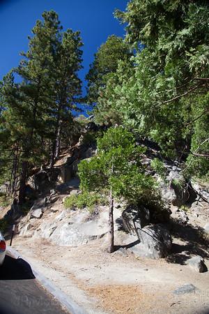 Yosemite Glacier Point Road