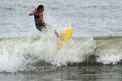 Surfing, L.B. West, NY, 09-25-11