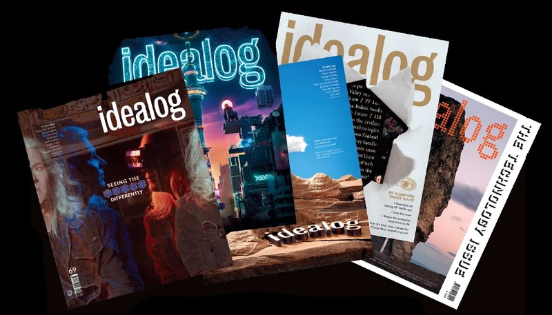 Idealog (photo credit: ICG Media)