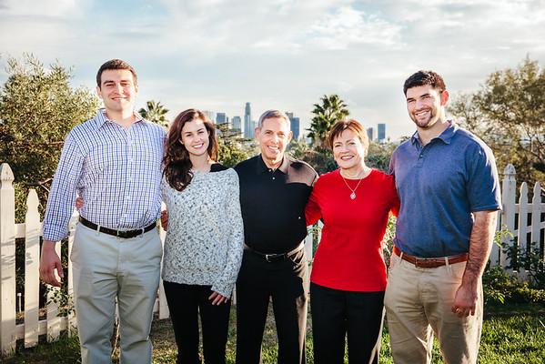 Collis Family Portrait