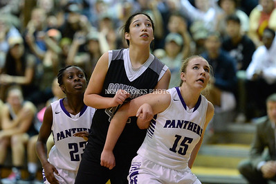 Girls Basketball: Dominion vs. Potomac Falls 12.16.15