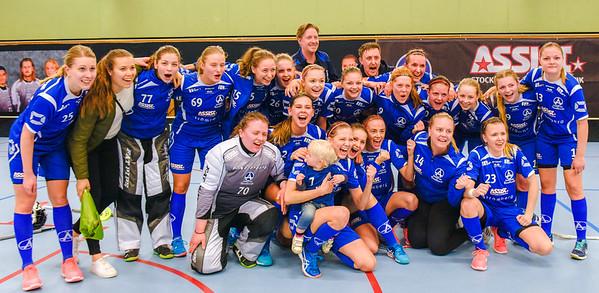 2017-04-02 Älvjö - Huddinge Kval 2