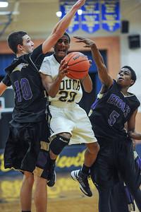 GP South Basketball, 2-12-13
